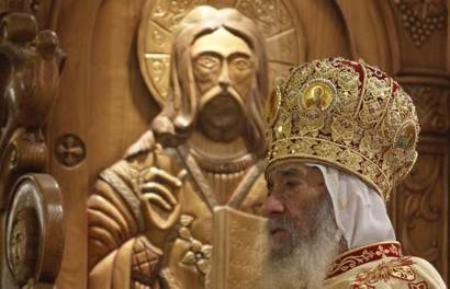Pope Shenouda on the See of St. Mark