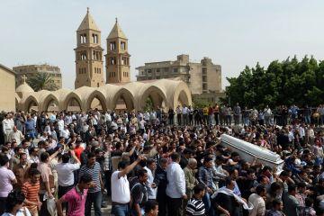 Cathedral Violence - April 2013