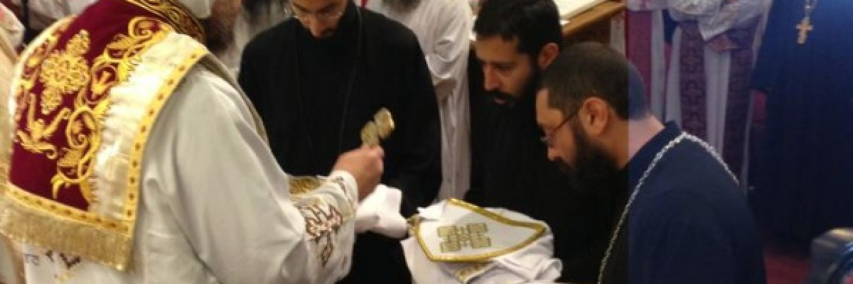 Ordination of Three Presbyters - Nov 10 2013