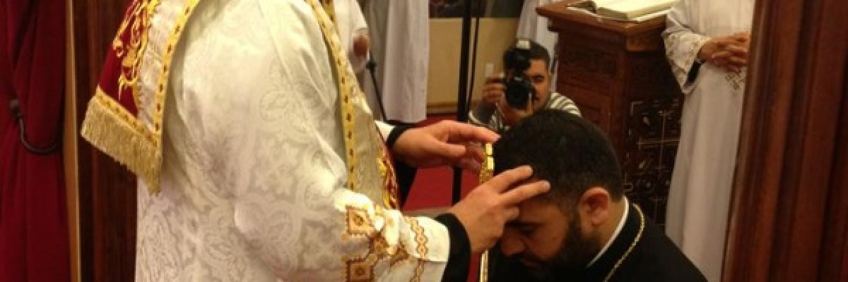 Ordination of Fr. Raphael Maher