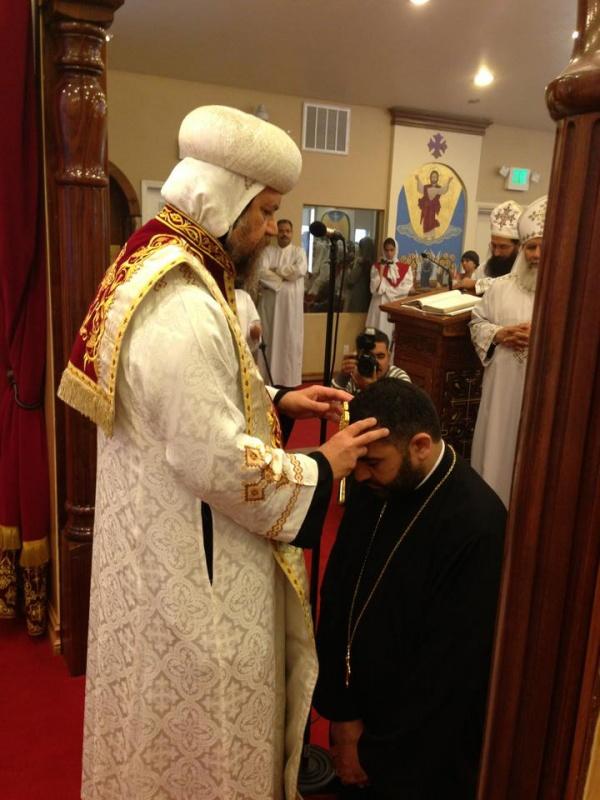 Ordination of Fr. Raphael Maher
