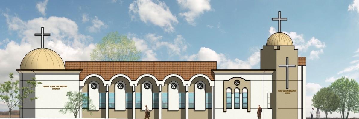 New St John the Baptist Church Building