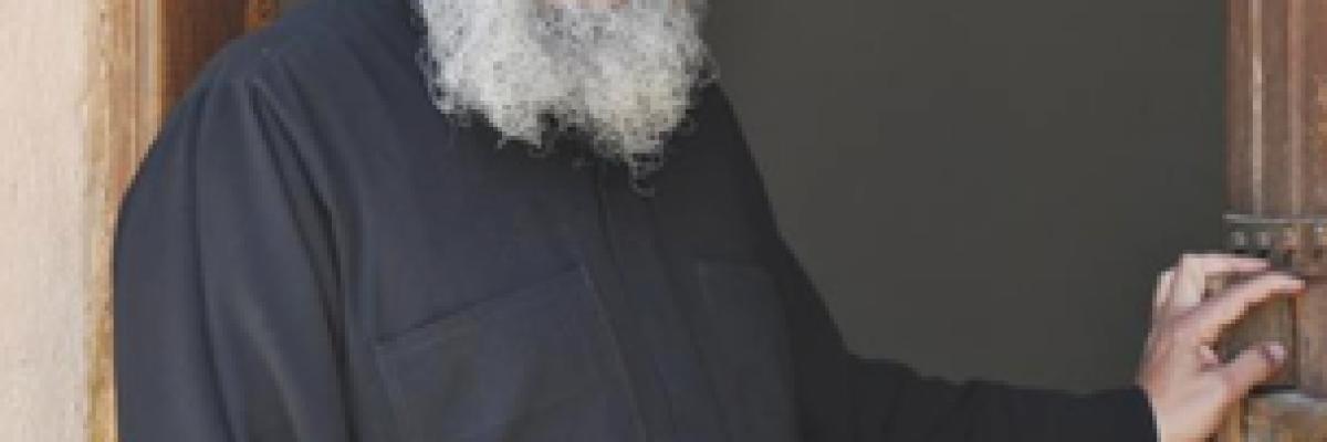 Bishop Thomas of el-Qusiya