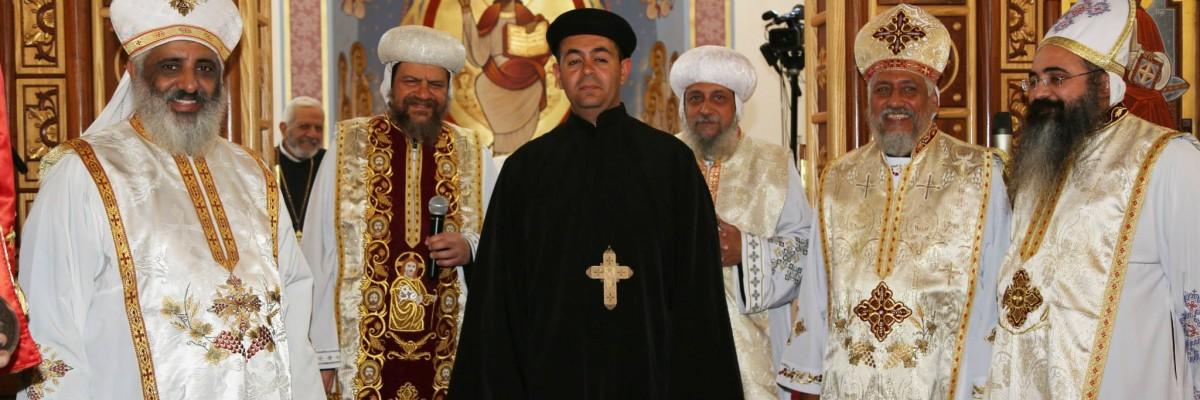 Ordination of Fr. Andrew Hanna