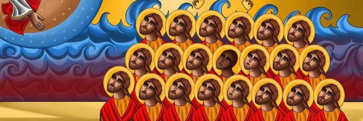 A Statement on the Martyrdom of 21 Coptic Christians in Libya